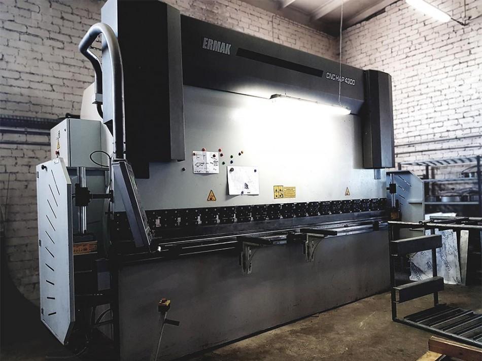 Ermaksan CNC HAP 4300